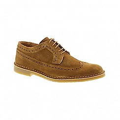 Selected Homme - Royce - cognac shoes