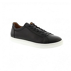 Selected Homme - Black 'Dylan' sneaker