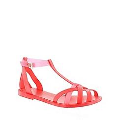 Zaxy - Pink Zaxy Pink 'Frozen' Women's Sandals