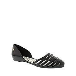 Zaxy - Black Zaxy Black 'Hype' Women's Sandals