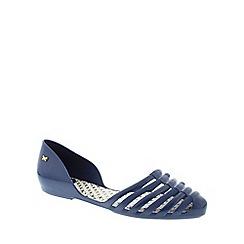 Zaxy - Navy Zaxy Navy 'Hype' Women's Sandals