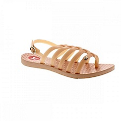 Zaxy - Beige nude 'Joy fresh' ladies sandals