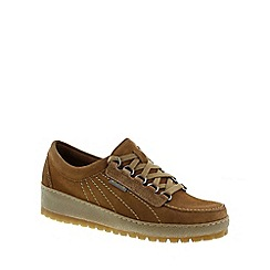 Mephisto - Light brown 'Lady' ladies casual shoes