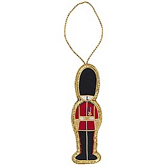 Help for Heroes - Guard Christmas Tree Decoration