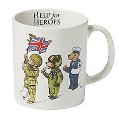 Help for Heroes - Bears on Parade Mug