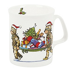 Help for Heroes - Bearing Gifts Bone China Mug