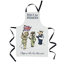 Help for Heroes - Bears on Parade Apron