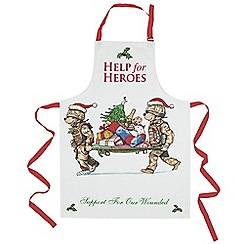 Help for Heroes - Bearing Gifts Apron