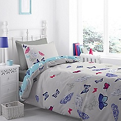 Help for Heroes - Butterfly design bedding set