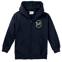 Help for Heroes - Children's team bear zipped hoody