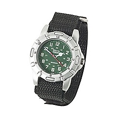 Help for Heroes - Men's Sekonda Black Canvas Strap Watch