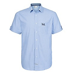 Help for Heroes - Blue short sleeve shirt