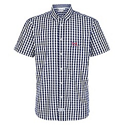 Help for Heroes - Checked short sleeve shirt
