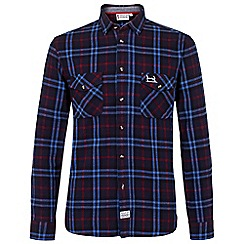 Help for Heroes - Tri Colour Checked Shirt