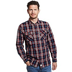 Help for Heroes - Checked flannel shirt