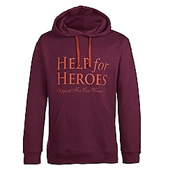 Help for Heroes - Fig pull on hoody