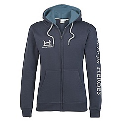 Help for Heroes - Slate zipped hoody