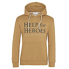Help for Heroes - Sand pull on hoody