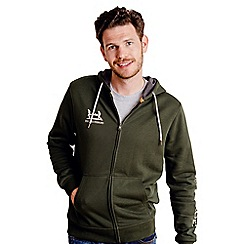 Help for Heroes - Pine Green Zipped Hoody