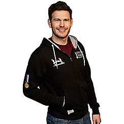 Help for Heroes - Classic black zipped hoody