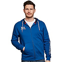 Help for Heroes - Cobalt zipped hoody