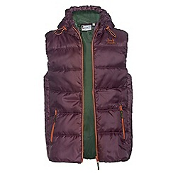 Help for Heroes - Fig hooded gilet