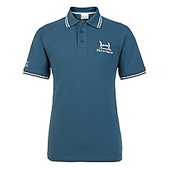 Help for Heroes - Teal polo shirt