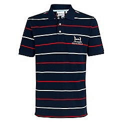 Help for Heroes - Tri colour stripe polo shirt