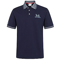 Help for Heroes - Navy Ascot Polo Shirt