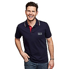 Help for Heroes - Tri-stripe jersey polo
