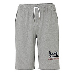Help for Heroes - Grey marl cut off sweat shorts