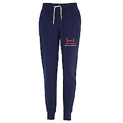 Help for Heroes - Navy intrepid cuffed sweatpants