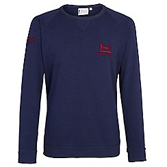 Help for Heroes - Navy crew neck sweatshirt