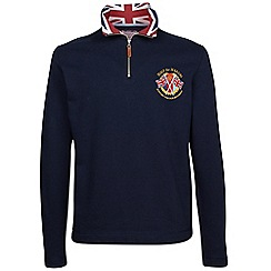 Help for Heroes - 10th anniversary men's Union Jack sweatshirt