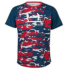 Help for Heroes - Camo active T-shirt