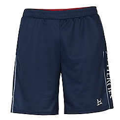 Help for Heroes - Navy training shorts