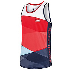 Help for Heroes - Men's tri-colour running vest