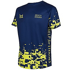 Help for Heroes - Men's fluro pixel technical t-shirt