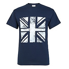 Help for Heroes - Navy flag T-shirt