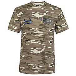 Help for Heroes - Sand camo T-shirt