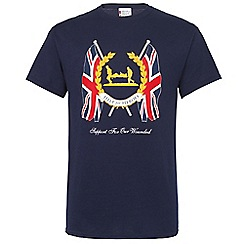 Help for Heroes - Navy Westminster T-Shirt