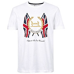 Help for Heroes - White Westminster t-shirt