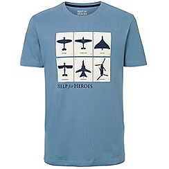 Help for Heroes - RAF spotting cards t-shirt