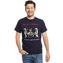Help for Heroes - Christmas penguins t-shirt