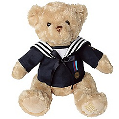 Help for Heroes - Navy Hero Bear