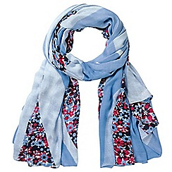 Help for Heroes - Floral flag scarf