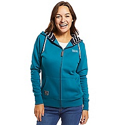 Help for Heroes - Ocean blue zip-up hoody