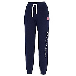 Help for Heroes - Navy cuffed sweatpants