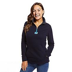 Help for Heroes - Navy dotty sweatshirt