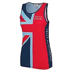 Help for Heroes - Union Jack Running Vest